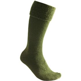 Woolpower 600 Knee-High Socks Unisex green